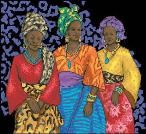 Схема Африканки