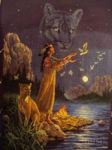 Схема Скрытый дух / Hidden Spirits