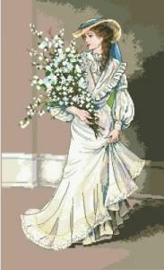 Схема Элегантность / Portrait of Elegance