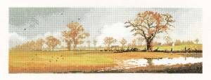 Схема Зимнее поле / Winter Field