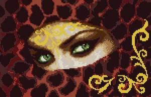 Схема Глаза (Изумруд)