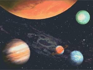 Схема Планеты
