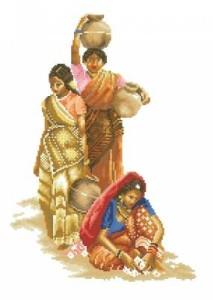 Схема Индианки