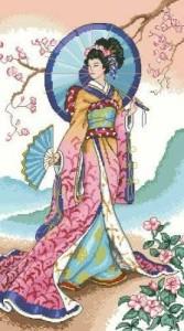 Схема Цветок востока