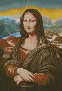 Схема Мона Лиза / Mona Lisa