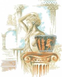 Схема Античная статуя