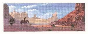 Схема Долина монументов / Monument Valley