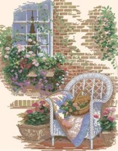 Схема Идеальный дворик