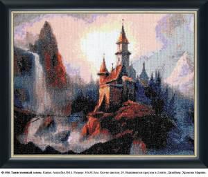 Схема Таинственный замок