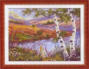 Схема Русский пейзаж
