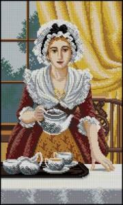 Схема Утренний чай