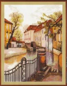 Схема Старая Прага