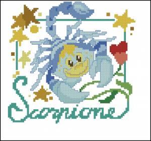 Схема Скорпион-итальянский