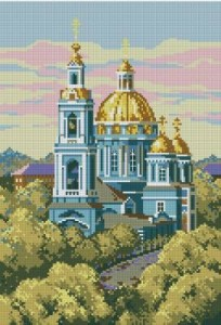 Схема Золотые купола