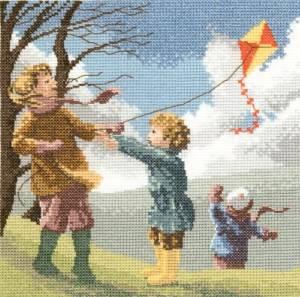 Схема Ветренный день / Windy Day