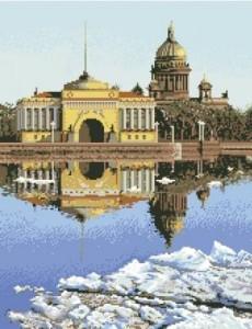 Схема Петербург