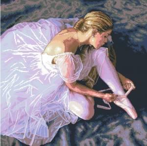 Схема Прекрасная балерина