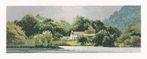 Схема Дом у озера / Lakeside House