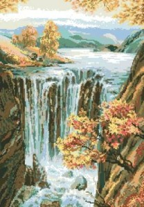 Схема Водопад