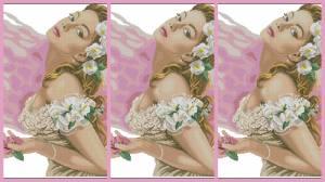 Схема Леди из тумана / Lady of camellias