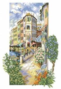 Схема Цветущий город
