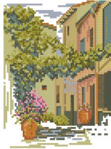 Схема Старая улица
