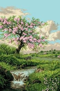 Схема Фотография весны