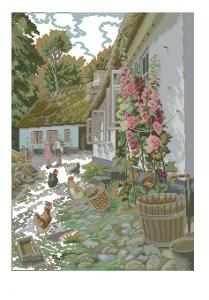 Схема Сельский двор