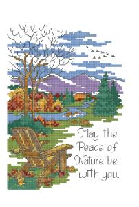 Схема Природа мира