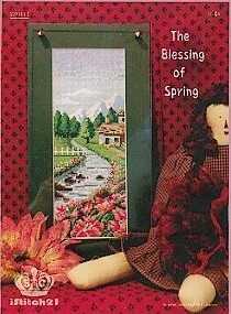 Схема Сезонные панельки. Весна
