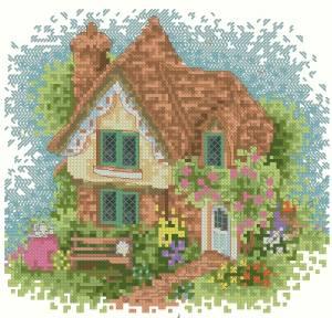 Схема Коттедж / Cottage