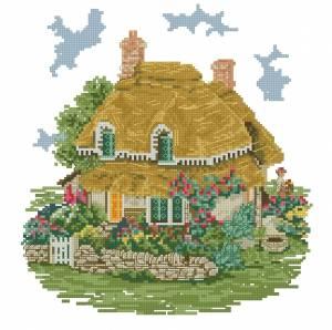Схема Сад Гертруды / Gertrude's Garden