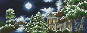 Схема Сезоны. Зима