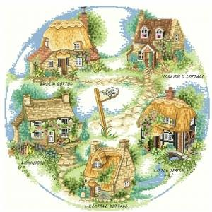 Схема Деревня / Village