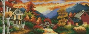 Схема Сезоны. Осень