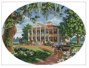 Схема Общество Юга