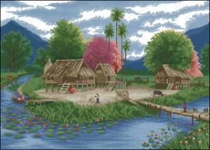 Схема Островок