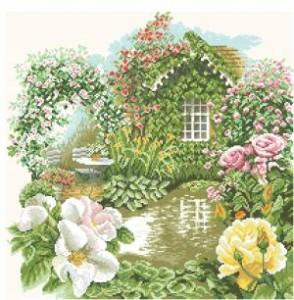 Схема Милый сад
