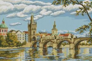Схема Прага. Набережная
