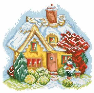 Схема Дом во льду / Ice in easy