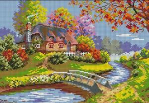 Схема Осенний домик