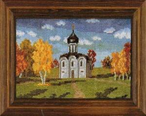 Схема Осенняя церковь