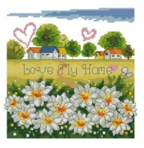 Схема Люблю свой дом