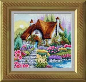 Схема Приозерный коттедж / Lakeside Cottage