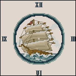 Схема Корабль