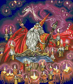 Схема Мастер Скарлет / Scarlet Wizard