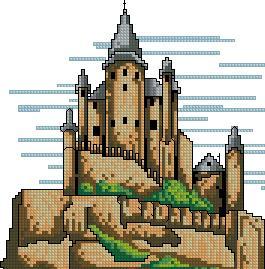 Схема Espana Monastero
