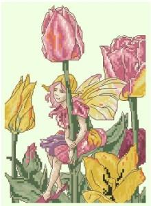 Схема Фея / Tulip Fairy