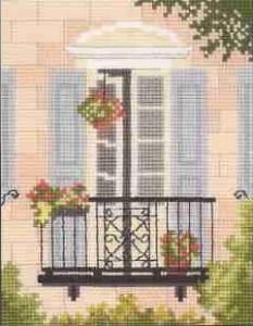 Схема Городской сад, окно