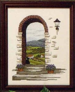 Схема Детали Тосканы / Details Tuscany